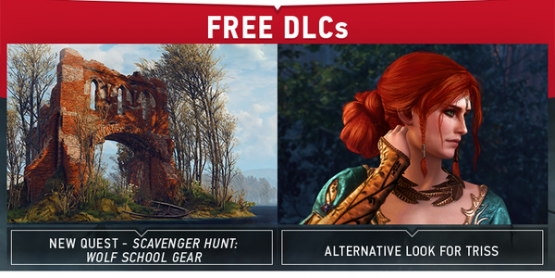 Witcher 3' update: DLC pack for Week 5 brings new gear and