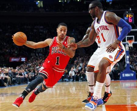 Derrick Rose NBA Trade Rumors: player to sign with Detroit