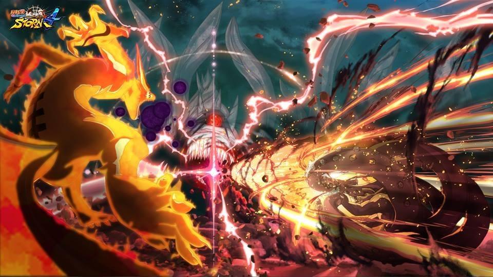 Naruto Shippuden: Ultimate Ninja Storm 4 release date will be