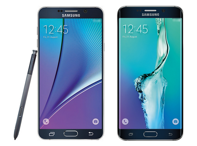 Samsung Galaxy Note 5 and Galaxy S6 Edge Plus release date