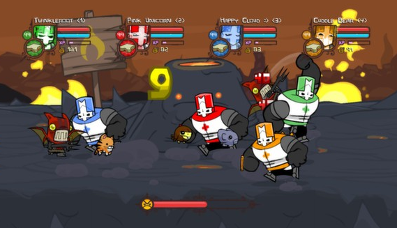 'Castle Crashers Remastered' releases to Xbox One; Xbox ...