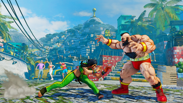 Street Fighter V': take a look at awesome new character