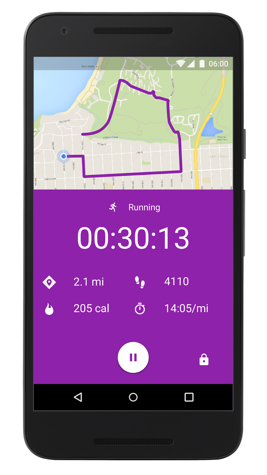 Google Fit update: support for strength training, sleep