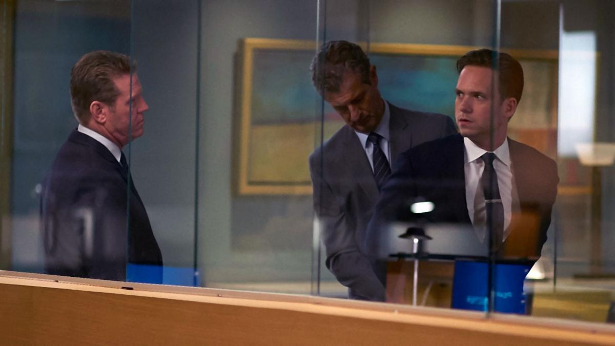 'Suits' Season Finale: Creator On Twist, Surprise Return ...