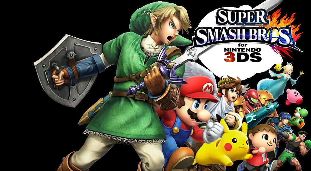 Super Smash Bros 4 News Title Gets Final Fantasy Vii