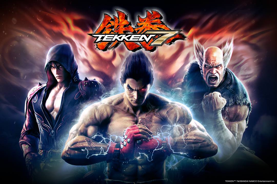 tekken 7 full hd images