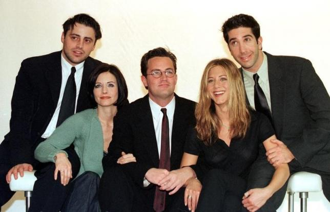 Friends' reunion: Cast of comedy show to reunite on NBC