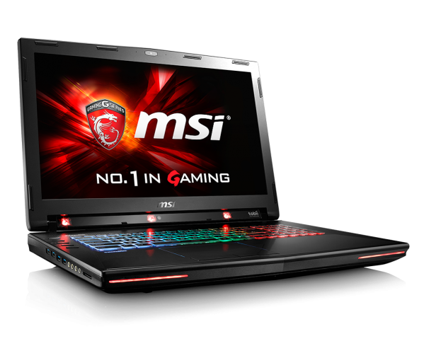 MSI GT72S G Tobii laptop news: First gaming laptop with eye