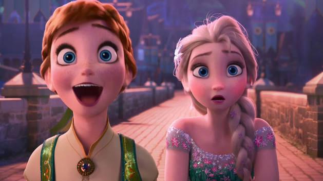 Frozen 2 movie release date in Brisbane