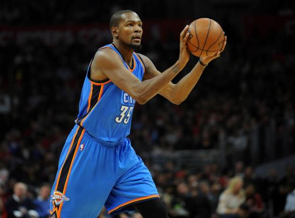 fd2e6787f6ce NBA trade rumors 2016  Kevin Durant reportedly will leave Thunder ...