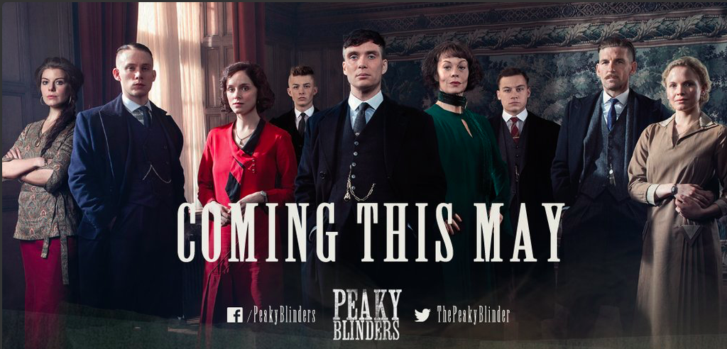 peaky blinders 2016 premiere date Shop from the world's largest selection and best deals for peaky blinders peaky blinders series 3 [bluray] [2016] [dvd 2entertain dvd release date:.