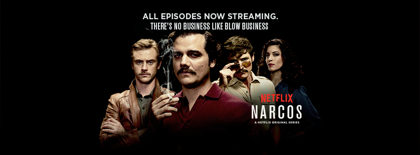 Narcos' season 2 release date confirmed by Netflix Life for