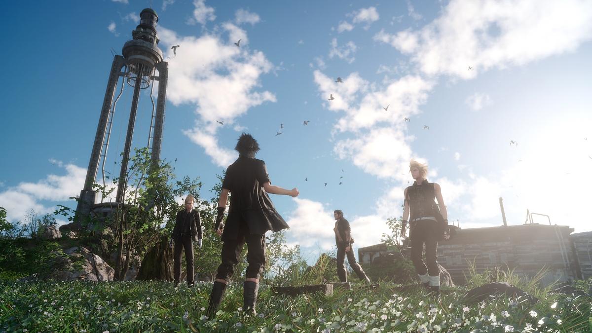 final fantasy xv news game director hajime tabata comments on