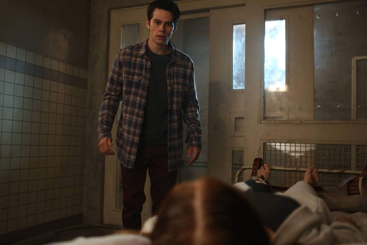Teen Wolf Sæson 6 Cast Dylan O'Brien måske ikke Return-8514
