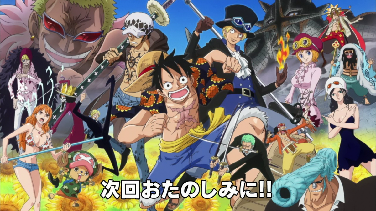 'One Piece' manga spoilers: Luffy to enter alliance with ...