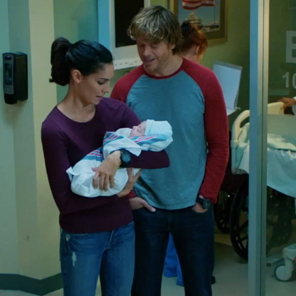 Kensi and deeks start dating