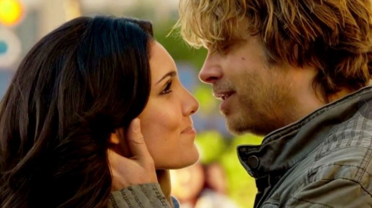 NCIS Los Angeles Stars Daniela Ruah and Eric Christian Olsen Are Related
