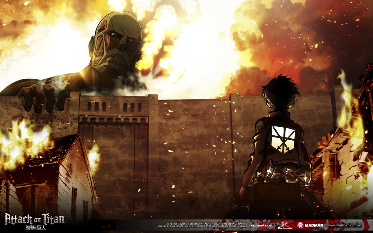 'Attack on Titan' season 2 premiere spoilers: Krista takes center stage in new installment ...
