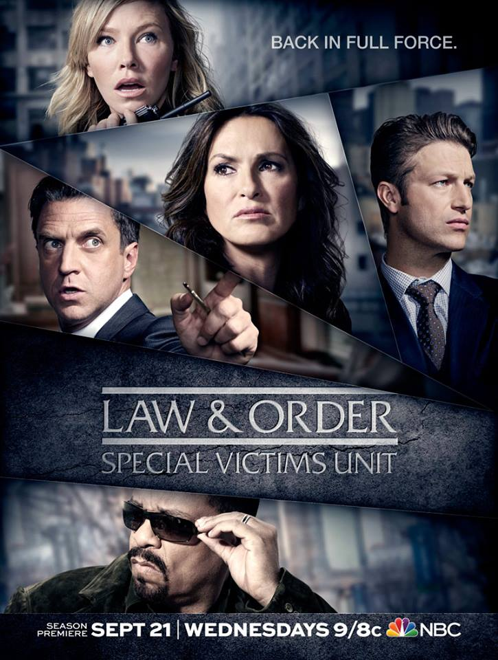 Law And Order Svu Season 18