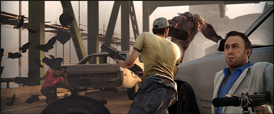 Left 4 Dead 3' release date: four playable characters, six new