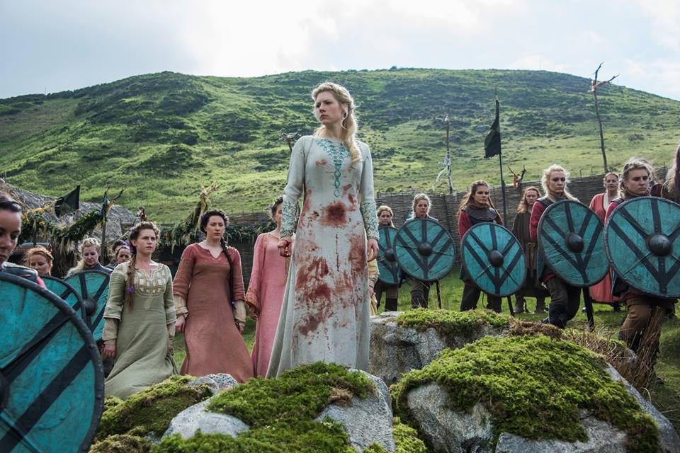 Lagertha And Aslaug