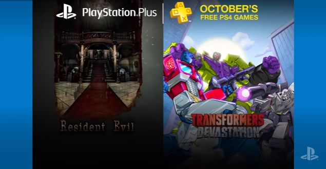 PlayStation Plus November 2016 free games list: VR title ...