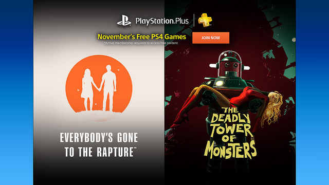 PlayStation Plus November 2016: free games list now ...