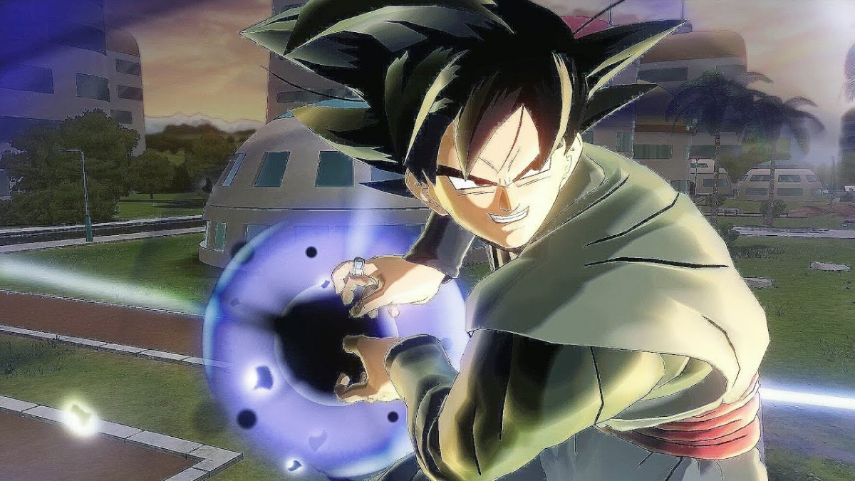 how to get black goku in xenoverse 2