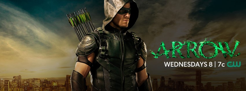 arrow serie stream