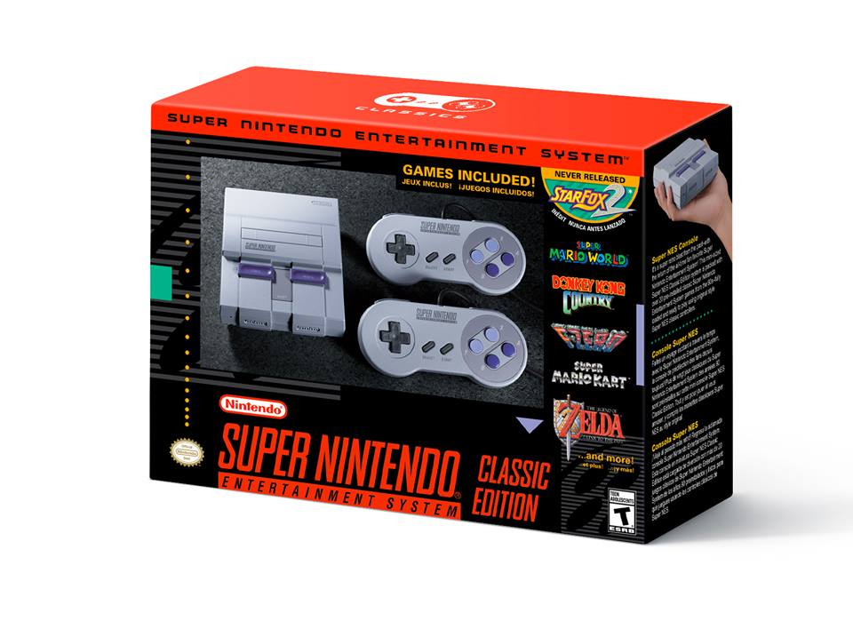 Nintendo Offers RPGs with the Super NES Classic
