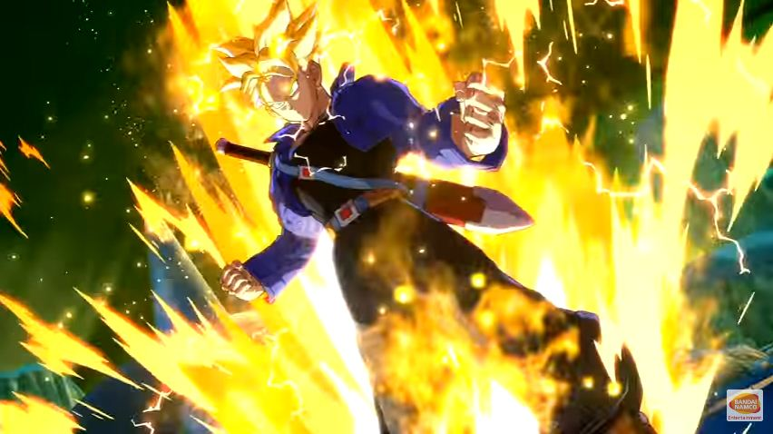 Dragon Ball FighterZ gets new Trunks character reveal trailer