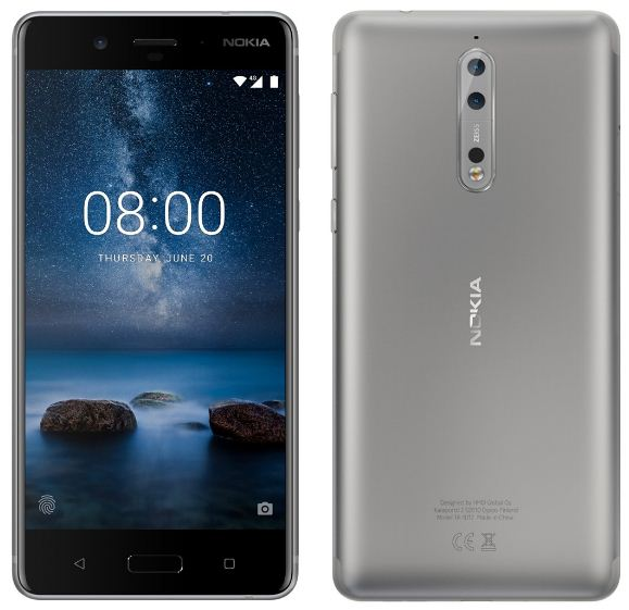 Nokia 9 Specifications Leaked; OLED Display & A Bigger Battery Than Nokia 8!