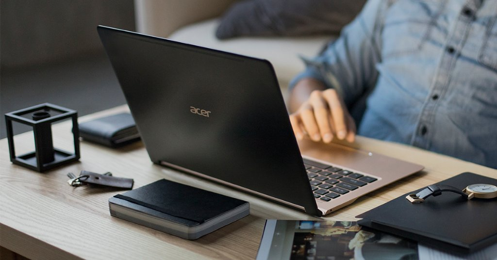Acer adds three thin, powerful laptops to its lineup