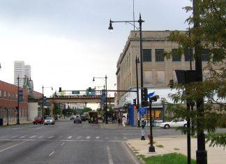 Englewood neighborhood in Chicago