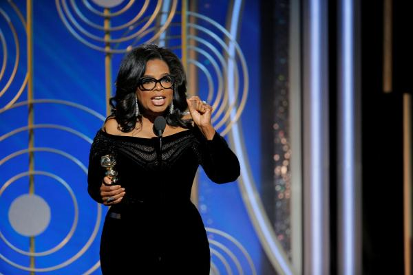 Oprah Winfrey on running for 2020 presidential election