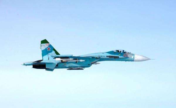 US Navy Releases Video Footage of Russian Jet Intercept