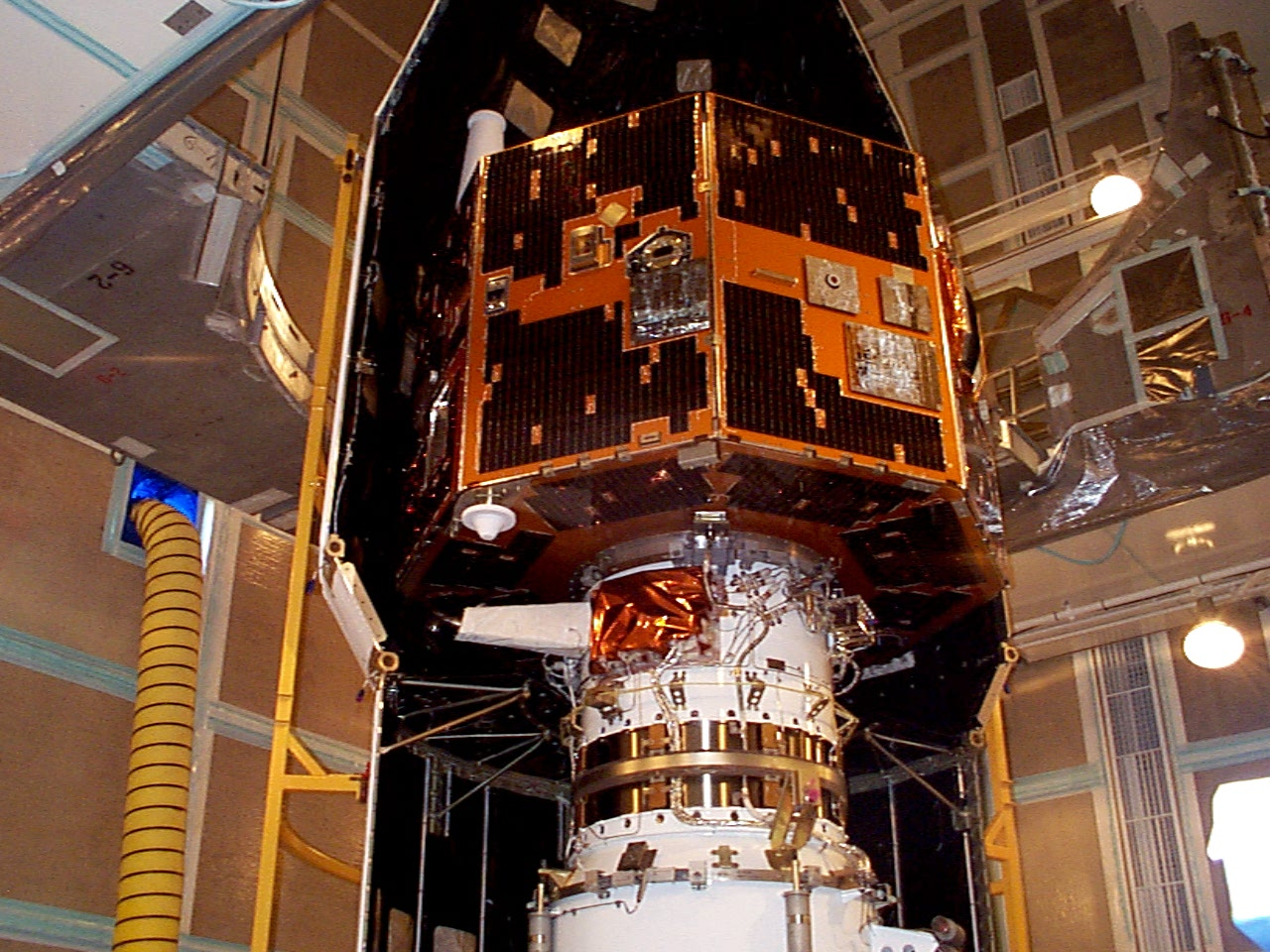 Lost NASA Satellite, Missing Since 2005, Found by Amateur Astronomer