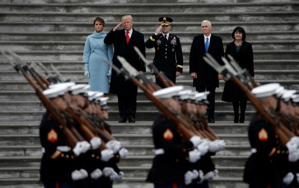 Cost of Trump's military parade could run into millions