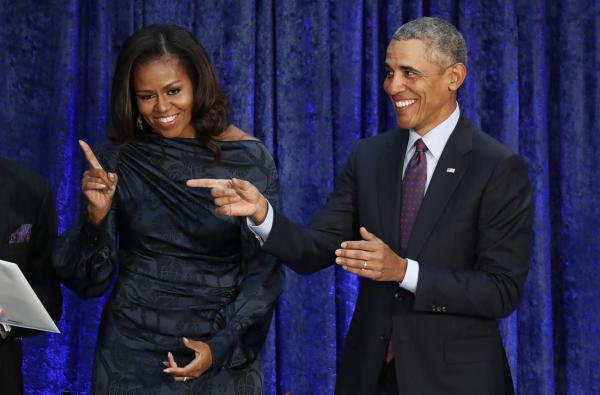Netflix and Barack Obama for Collaboration?
