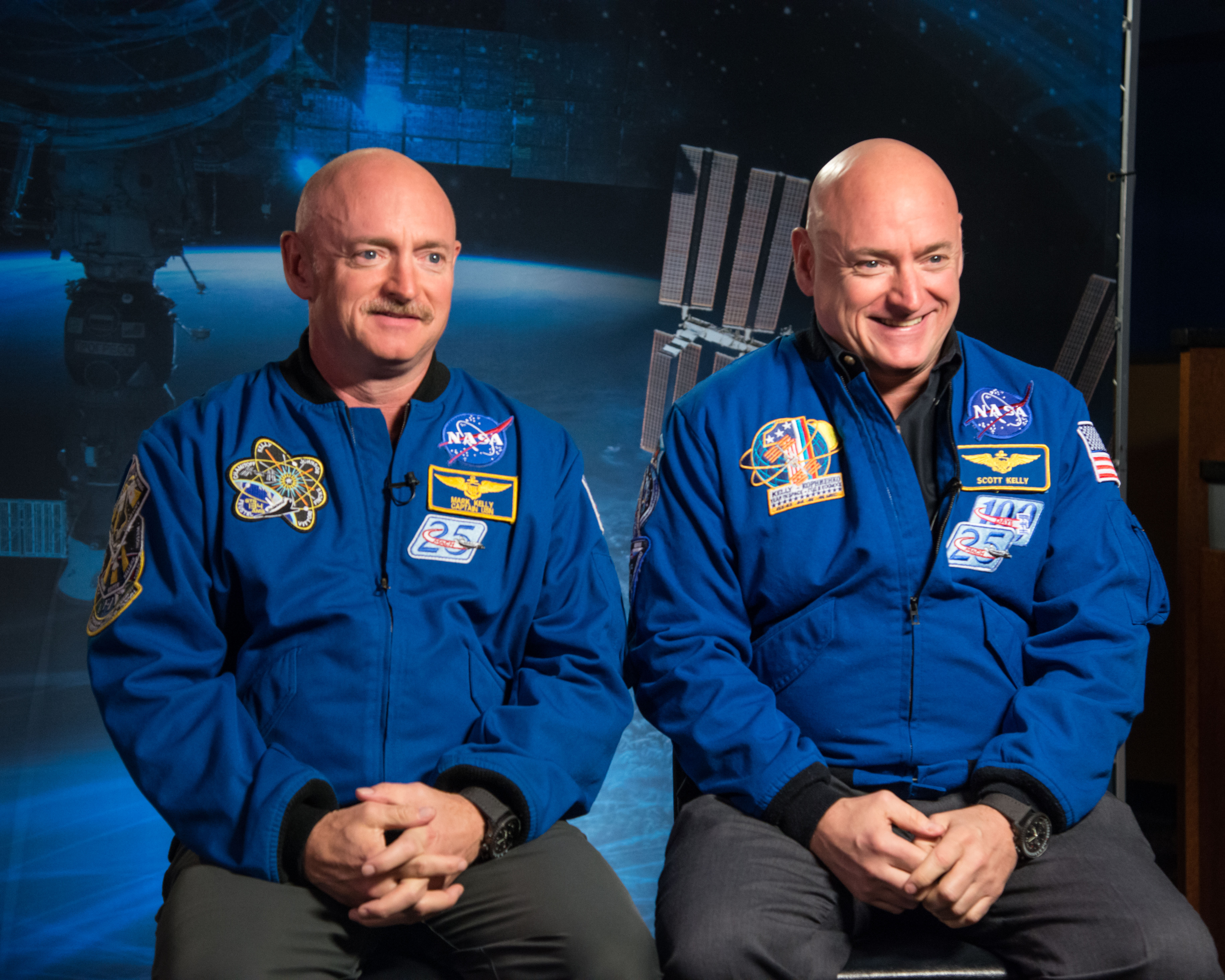 Space travel may cause long-term change to DNA, says NASA's Twins Study